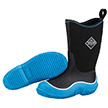 Muck Boots Kid's Hale Outdoor Boot in Blue/Black, KBH-200