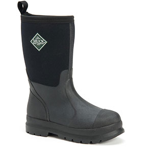 Muck Kid's Chore Boot, Black - KCH-000