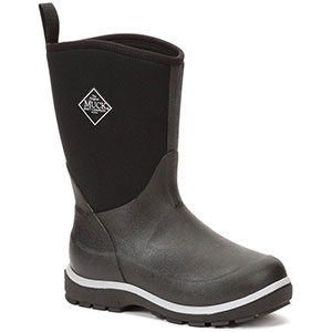 Muck Kid's Element 10 in Boot, Black / High Rise - KEL-000
