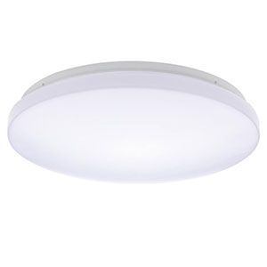 Honeywell White LED 11 in. Round Ceiling Light, 1100 Lumen, KW411D801110
