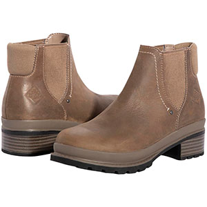 Muck LWC-101 Liberty Chelsea Boot, Taupe