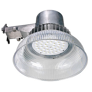 Honeywell Weathered LED Security Light, 4000 Lumen, MA0201-17