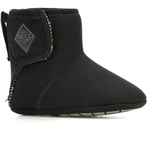 Muck MFM1-000 My First Muck Solid Boot, Black