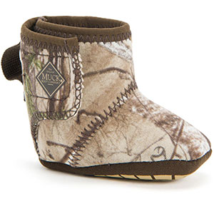Muck MFM1-RTX My First Muck Print Boot, Realtree Xtra Mini