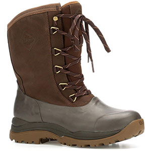 Muck MOLV-900 Arctic Outpost Lace AG Boot, Brown