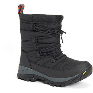 Muck NWV-000 Women's Arctic Ice Nomadic Boot, Black