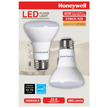 Honeywell R20 LED Flood Lights, 45W Equivalent Dimmable 2 Pack, R204527HB221