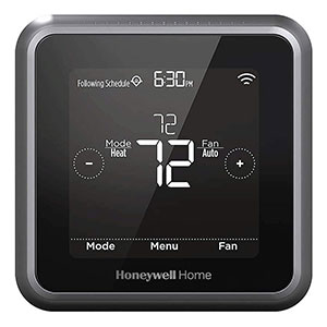 Honeywell RCHT8610WF2006 Lyric T5 Wi-Fi Smart Thermostat