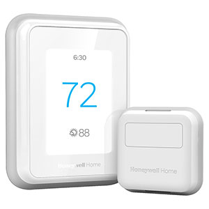 Honeywell Home T9 WIFI Smart Thermostat with RoomSmart Sensor - RCHT9610WFSW2003