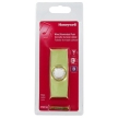 Honeywell Wired Illuminated Push Button for Door Chime, RPW215A1001/A