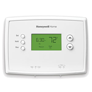 Honeywell RTH221B 1 Week Programmable Thermostat