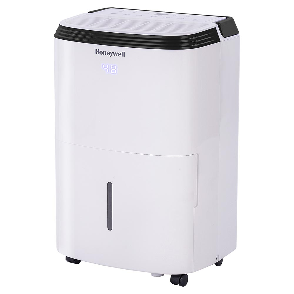 Honeywell TP70PWK 70 Pint Dehumidifier with Built-In Drain Pump for Large Rooms