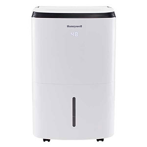 Honeywell 70-Pint Energy Star Dehumidifier for Larger Rooms, TP70WKN