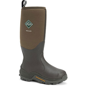 Muck WET-998K Wetland Boot, Tan / Bark
