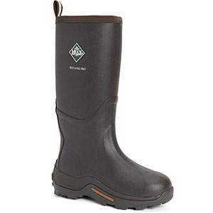 Muck WETP-900 Wetland Pro Snake Boot, Brown