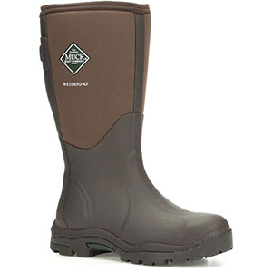 Muck WWET-900 Wetland XF Boot, Tan / Bark
